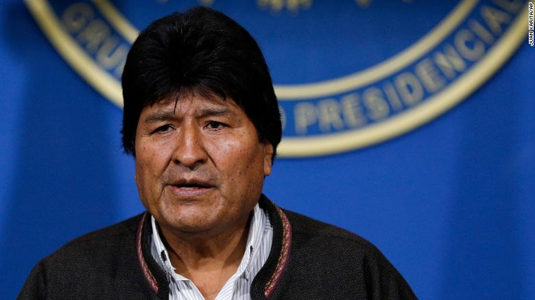 Was It A Coup? What Exactly Happened​ In Bolivia?