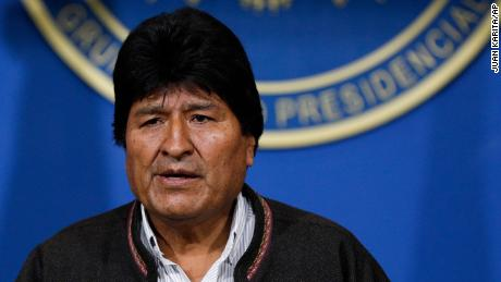 There's a power vacuum in Bolivia after Evo Morales left the country. Here's what you need to know