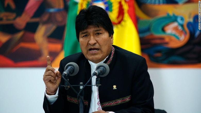 There's a power vacuum in Bolivia after Evo Morales left the ...