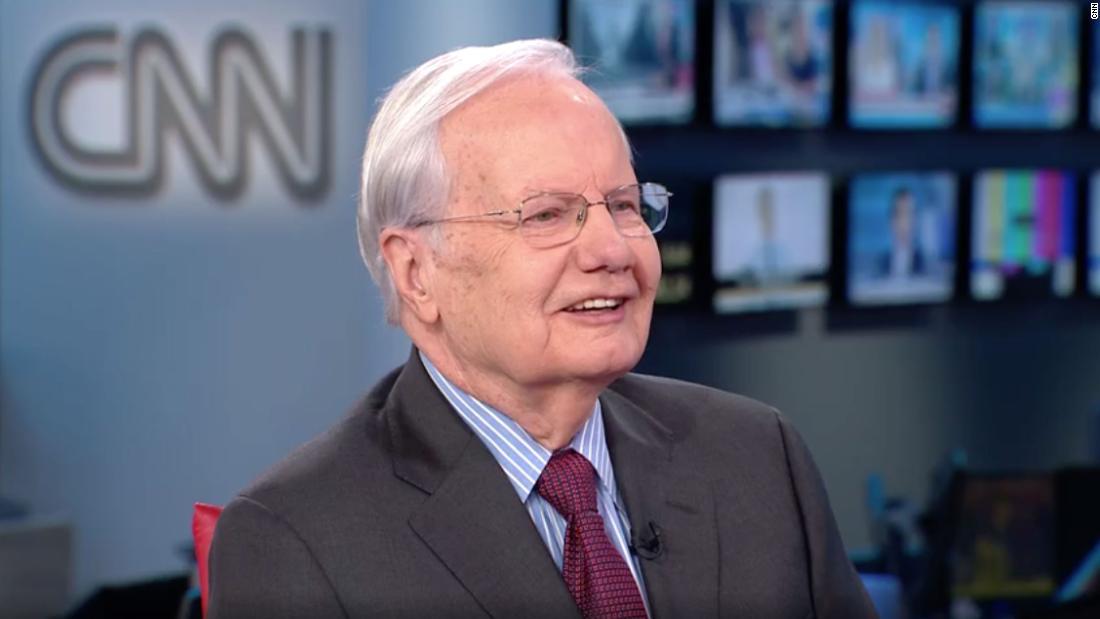 Legendaris TV host Bill Moyers ketakutan bagi KITA