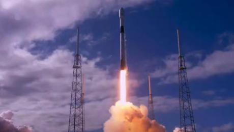 SpaceX launches 60 more satellites for its broadband internet constellation