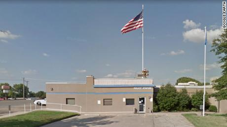 The Mannford, Oklahoma police station is left with an interim chief after a fight in Florida.