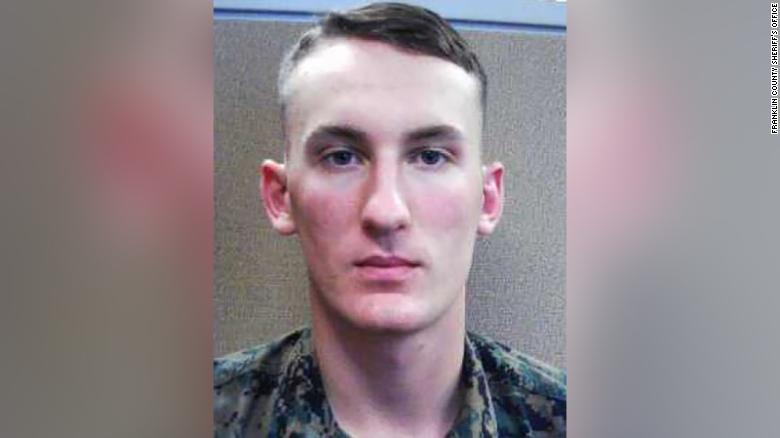Fbi Most Wanted List 2020.Marine Deserter Michael Alexander Brown Is A Suspect In The Murder Of His Mother S Boyfriend