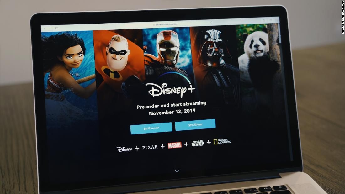 So, your Disney+ account was hacked. Here's what to do