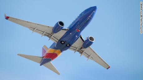 Southwest posts first loss in 11 years