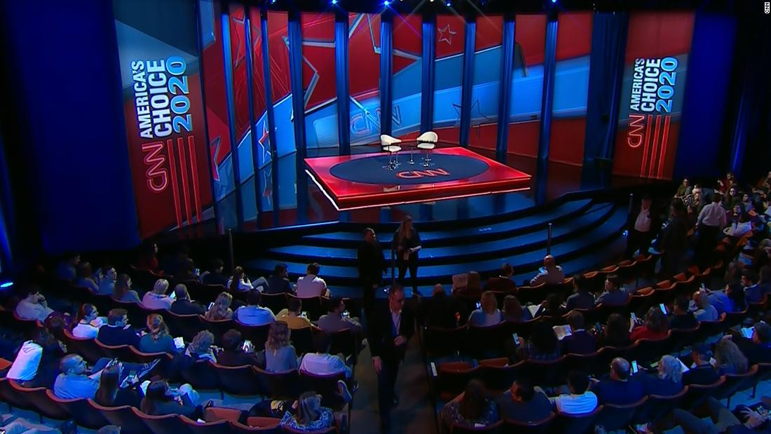 Top 2020 Democrats to face Iowa voters in CNN town halls one week before caucuses