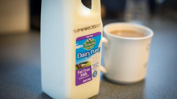 Dean Foods owns a number of recognizable brands, including Dairy Pure.