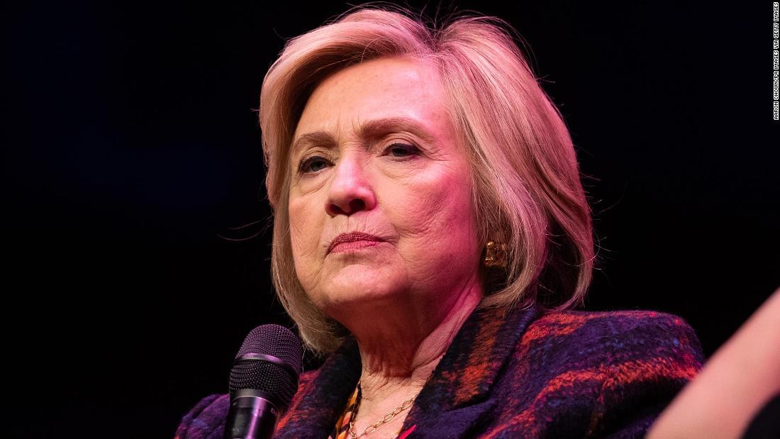 Clinton fordert die britische Regierung 'beschämend' für die nicht-Veröffentlichung Russland-Bericht