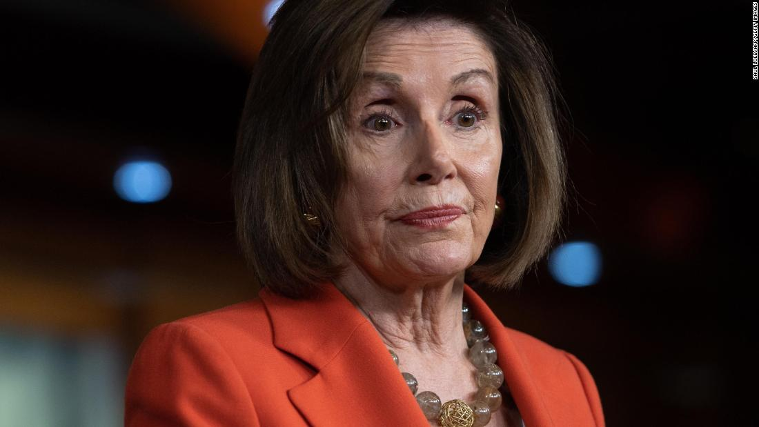 Nancy Pelosi just wrote Donald Trump's name in the history books