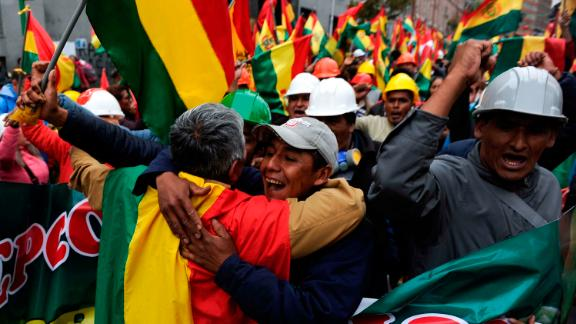 Unrest in Bolivia comes at a time when other Latin American nations are also seeing protests.