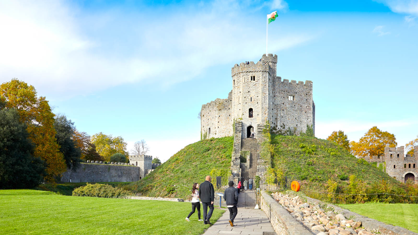 The Most Beautiful Castles In Wales Cnn Travel