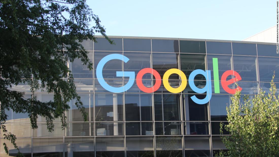 Könnte Google gezwungen werden, um die Herausgabe von Daten auf jemanden verlassen eine schlechte Kritik