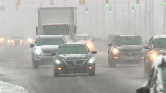 Parts of Michigan will get 2 feet of snow by the time this Arctic blast is over, meteorologist Dave Hennen said.
