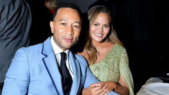John Legend and Chrissy Teigen (Photo by Amy Sussman/Getty Images for Baby2Baby)