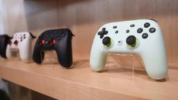Google will stop making video games for its Stadia platform