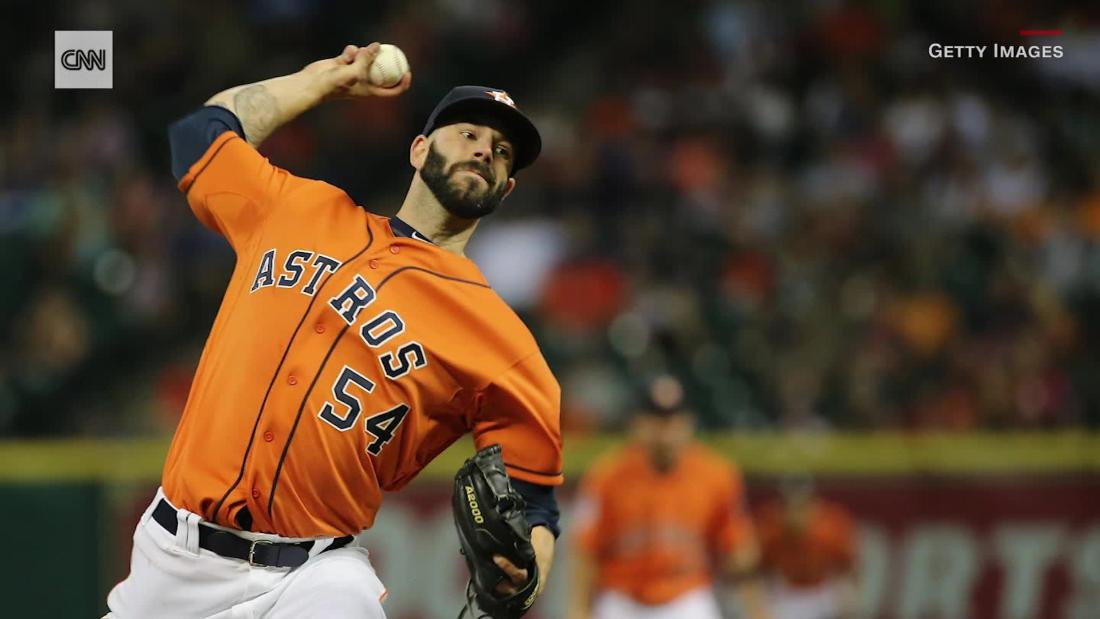 Mike Fiers, the Astros whistleblower, says he's received death threats