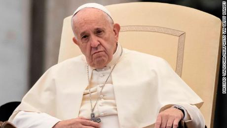 Anti-Semitism 'neither human or Christian,' says Pope Francis