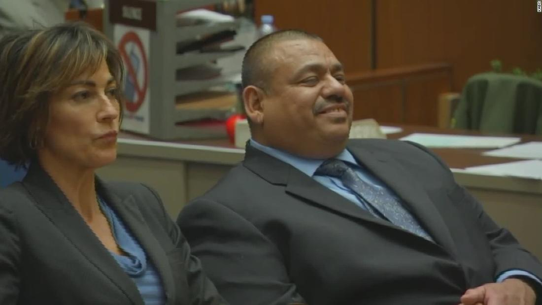Wrongfully convicted man is freed after 11 years in prison for a string of armed robberies he didn't commit