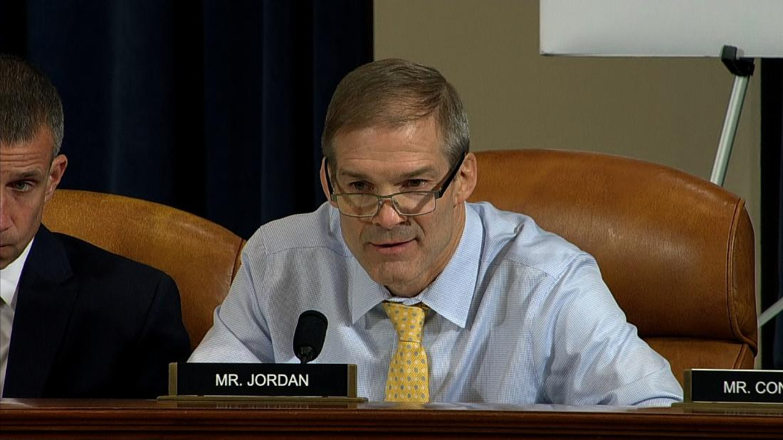 Ex-wrestler testifies Jim Jordan asked him not to back brother's accounts of sexual abuse by OSU doctor