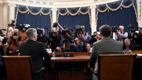 Most important takeaways from the first day of public impeachment hearings