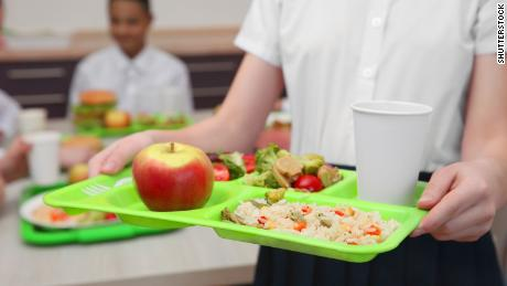 About 40 students who owed a lunch balance had their hot meals thrown away at one Minnesota school.