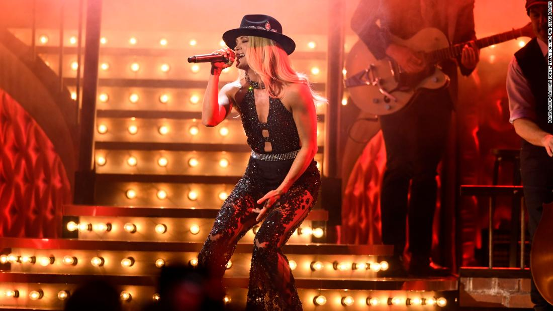 ACM Awards will kick off with an all-star medley