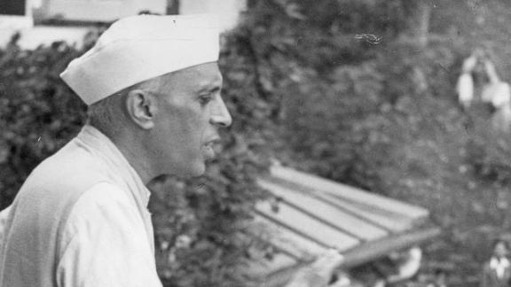 India's first Prime Minister Jawaharlal Nehru outlined a vision for a secular India.