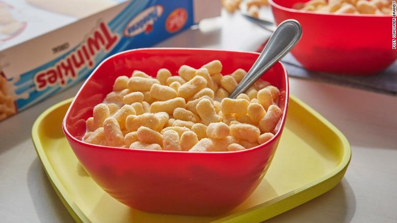Twinkies Cereal launches nationwide in late December.
