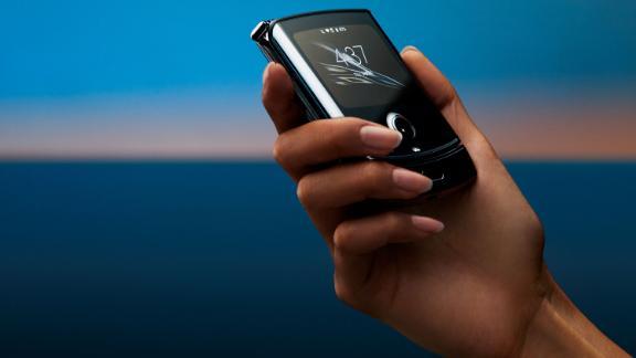 The new Motorola Razr