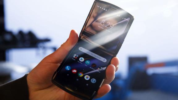The phone extends into a phone with a 6.2-inch screen