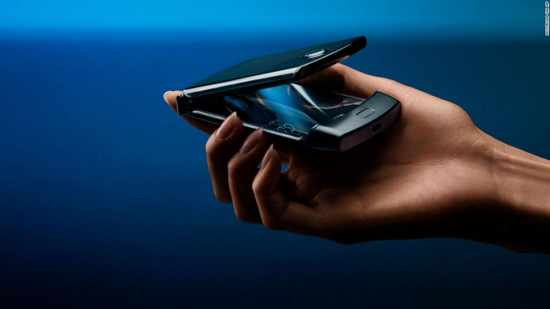 The new Motorola Razr is $1,500 but OMG I must have it