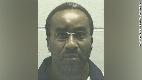 Ray Jefferson Cromartie, 52, was convicted in 1997 of killing a store clerk in southern Georgia three years earlier.
