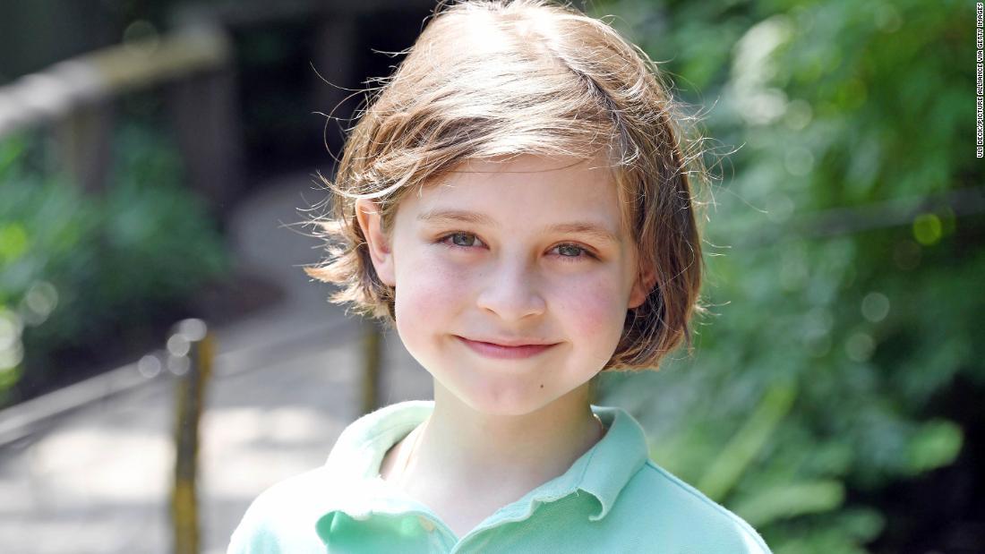 Nine-year-old child genius to graduate university