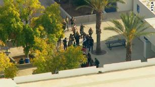 School shooting reported in Santa Clarita
