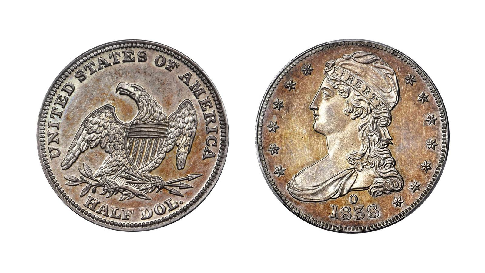 Rare half dollar coin sells for $504,000 - CNN Style