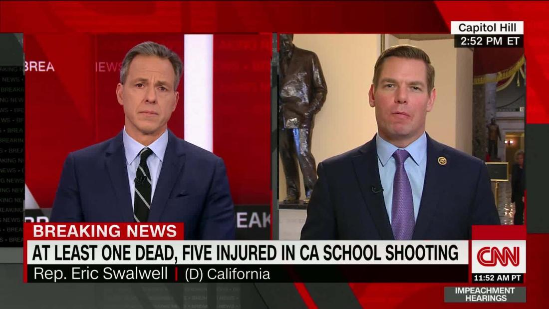 U.S. Rep from California on why gun violence continues in his home state despite strict gun laws