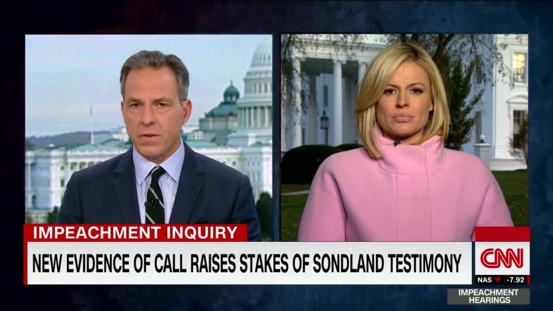White House caught off guard by news of Trump's call with ...