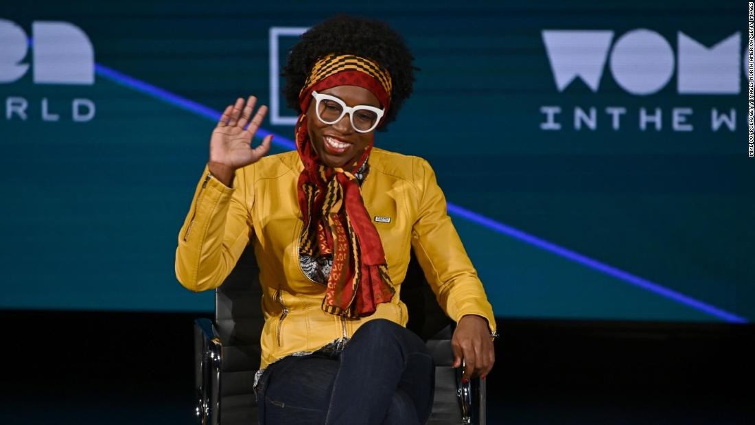 "<a href=""https://time.com/collection/time-100-next-2019/5718893/joy-buolamwini/"" target=""_blank"">Joy Buolamwini</a> is a Ghanaian-American computer scientist and activist based at the MIT Media Lab. <br />Buolamwini, 30, founded the <a href=""https://www.ajlunited.org/"" target=""_blank"">Algorithmic Justice League</a>, an organization that highlights the social implications of Artificial Intelligence (AI)."