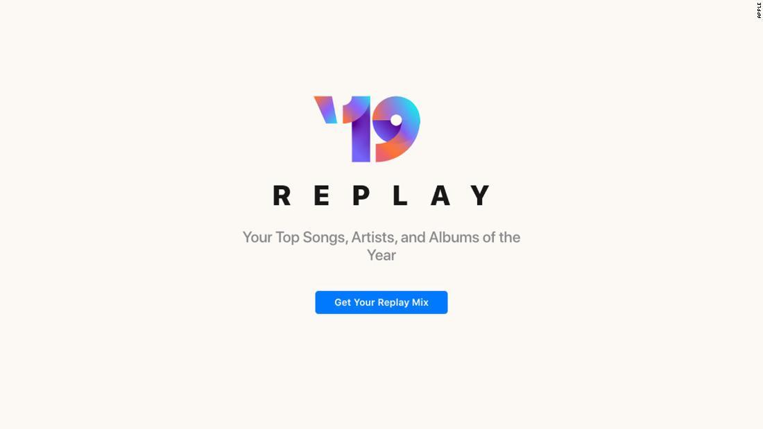 Η Apple Μουσική εισάγει χαρακτηριστικό Replay