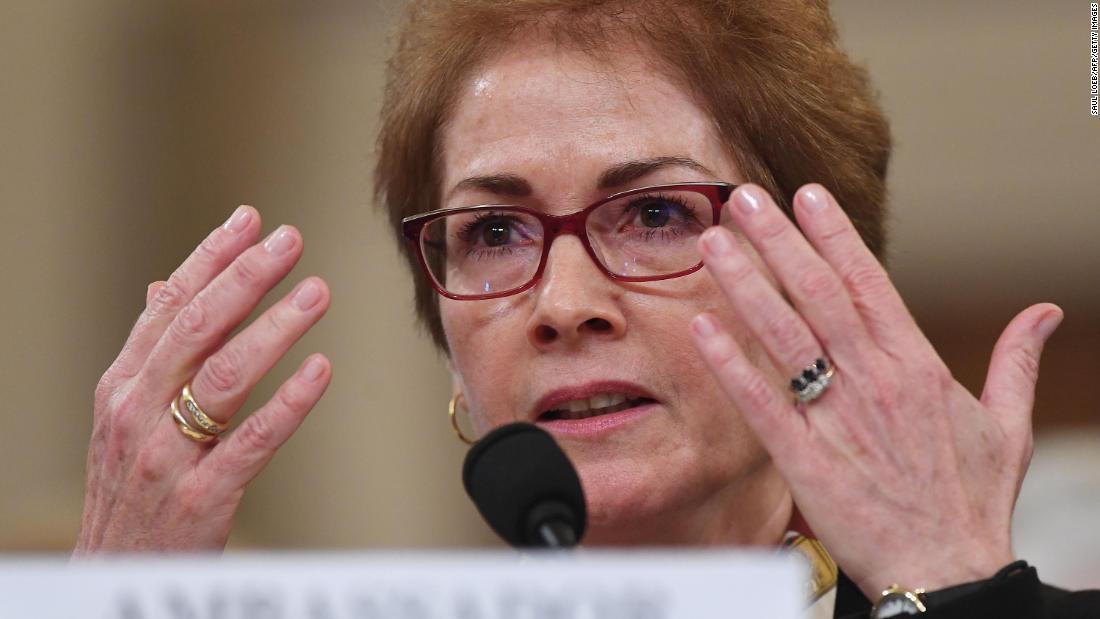 Ukraine probing possible surveillance of ex-US ambassador thumbnail