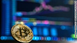 Bitcoin is soaring as investors panic about coronavirus
