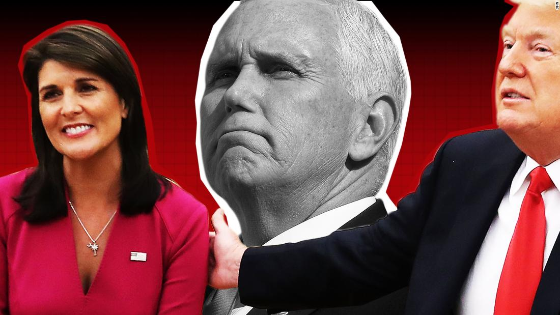 Trump and Nikki Haley's complicated relationship
