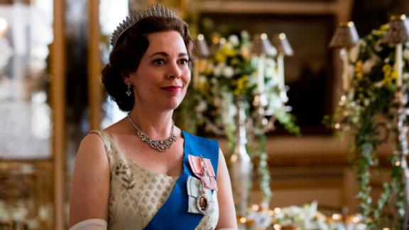 "Olivia Colman stars as Queen Elizabeth in the third season of ""The Crown"" on Netflix."