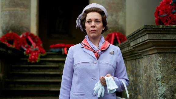 """Oscar-winner Olivia Colman steps in as Queen Elizabeth II in """"The Crown."""""""