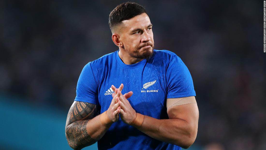 Sonny Bill Williams hoping to 'open doors' with rugby league switch - CNN International