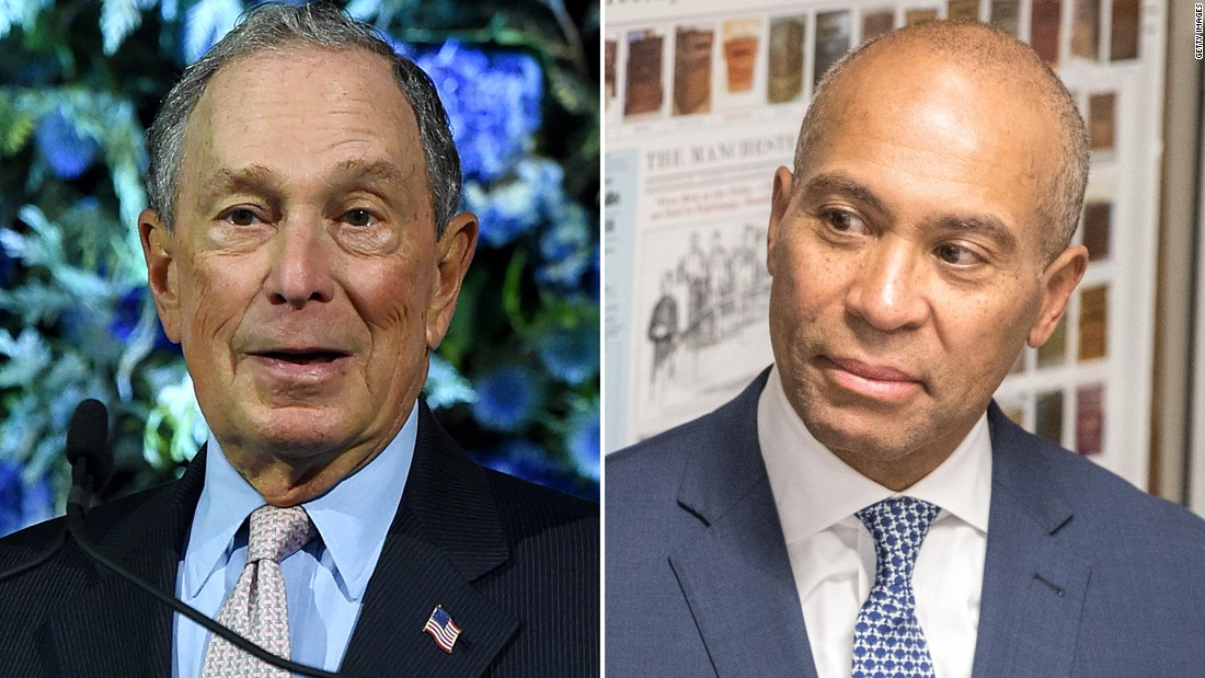 Analysis: Bloomberg? Patrick? Few voters are asking for this.