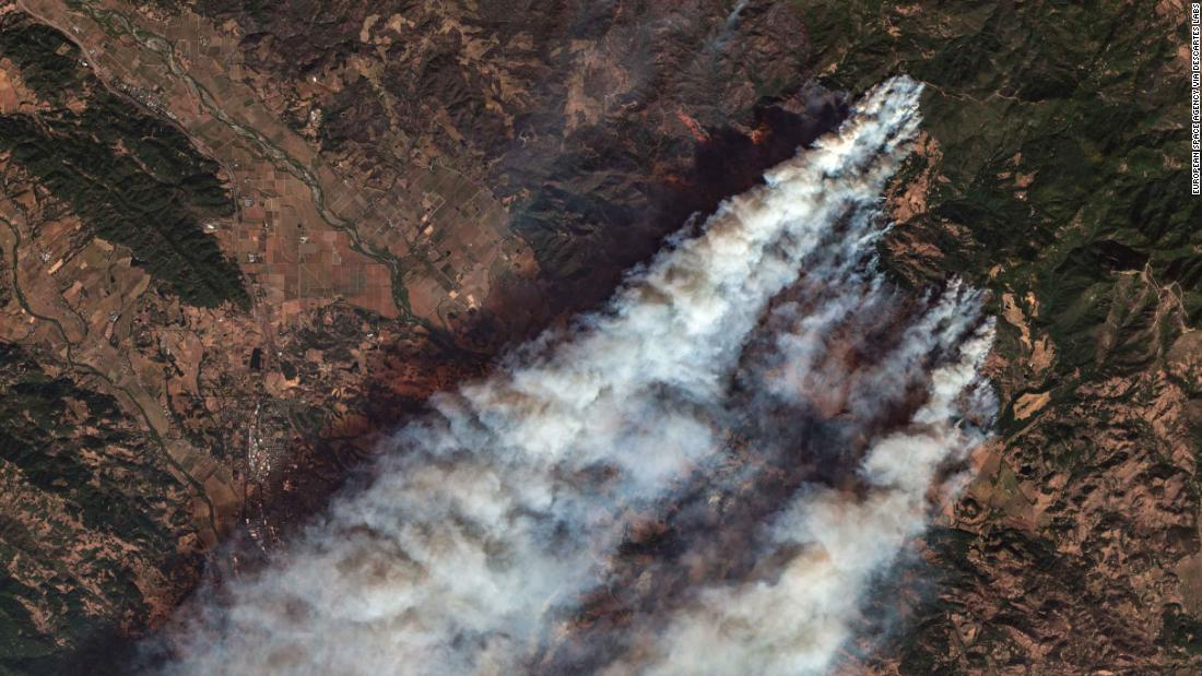 How AI is helping spot wildfires faster