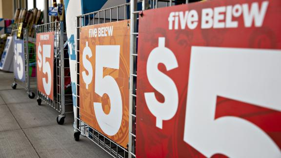 Five Below is known for selling everything for $5 or less.