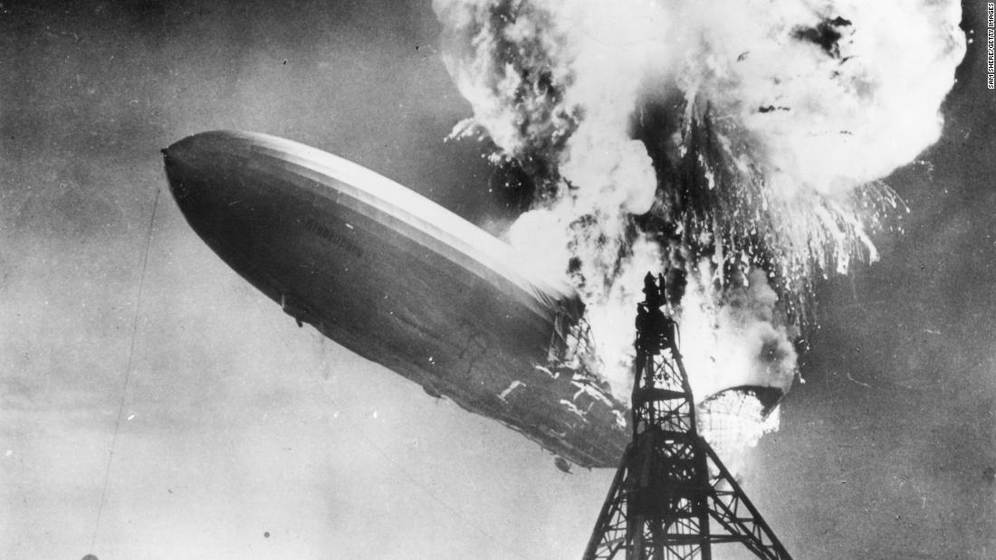 The last survivor of the Hindenburg disaster has died, family says