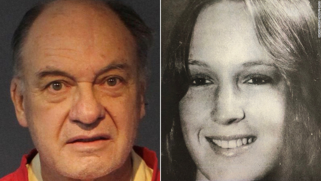 An Arizona man is arrested in the 1979 murder of a woman in Nevada